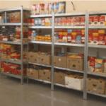 4127 tun. Potravinové banky loni rozdaly rekordní množství zboží