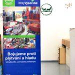 Poděkování Odboru životního prostředí a zemědělství kraje Vysočina