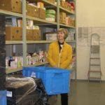 Chudým důchodcům se daří líp, díky Potravinové bance v Ledči