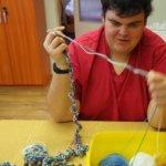 Nezisková organizace Háta v Ledči nad Sázavou zaměstnává desítky handicapovaných
